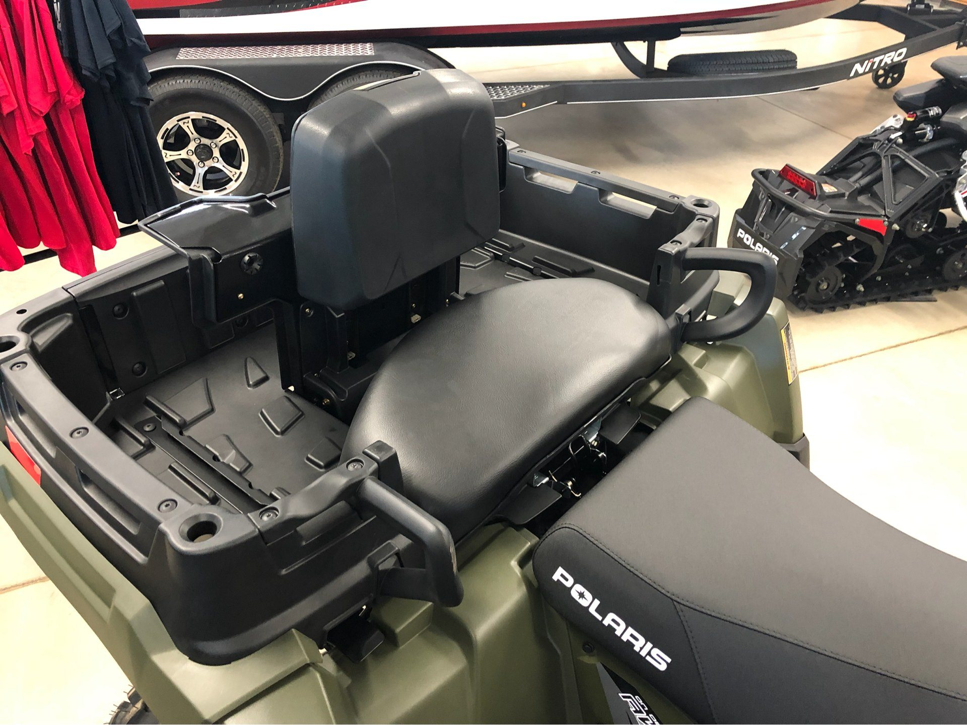 2019 Polaris Sportsman X2 570 in Appleton, Wisconsin - Photo 2