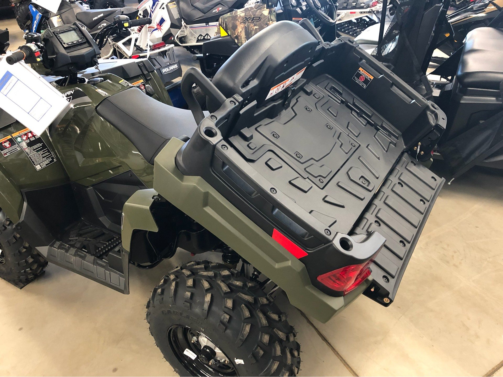 2019 Polaris Sportsman X2 570 in Appleton, Wisconsin - Photo 4