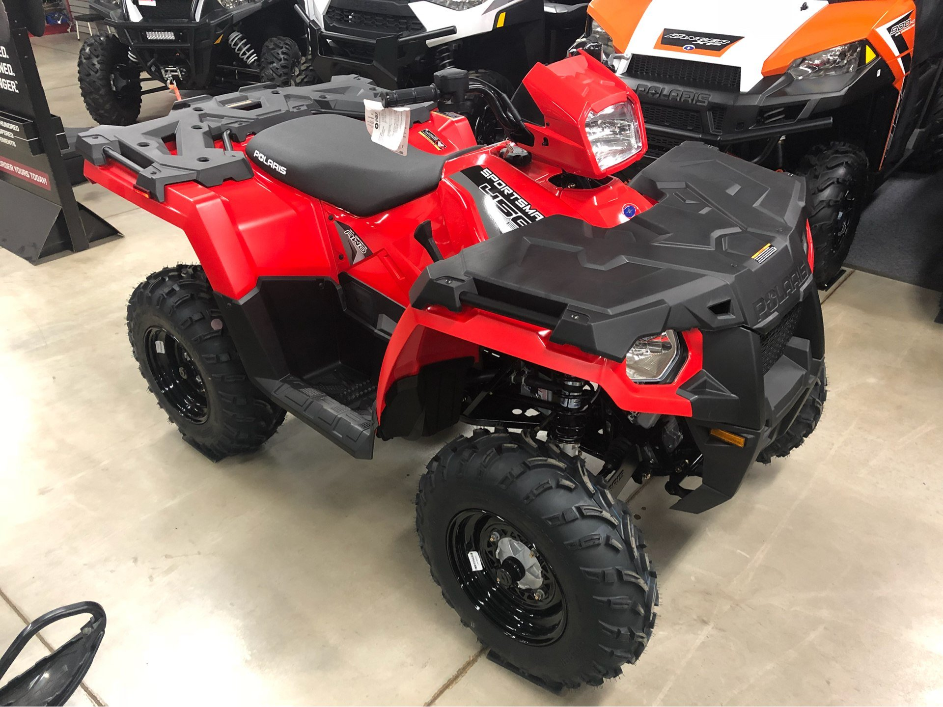 2019 Polaris Sportsman 450 H.O. for sale 17857