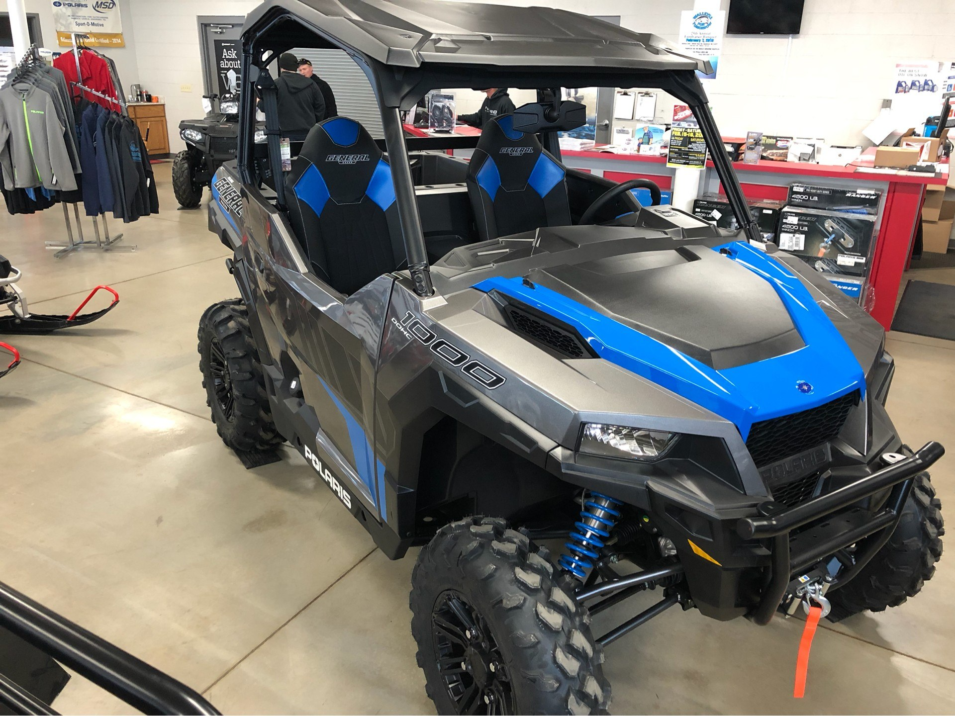 2019 Polaris General 1000 EPS Deluxe for sale 7534