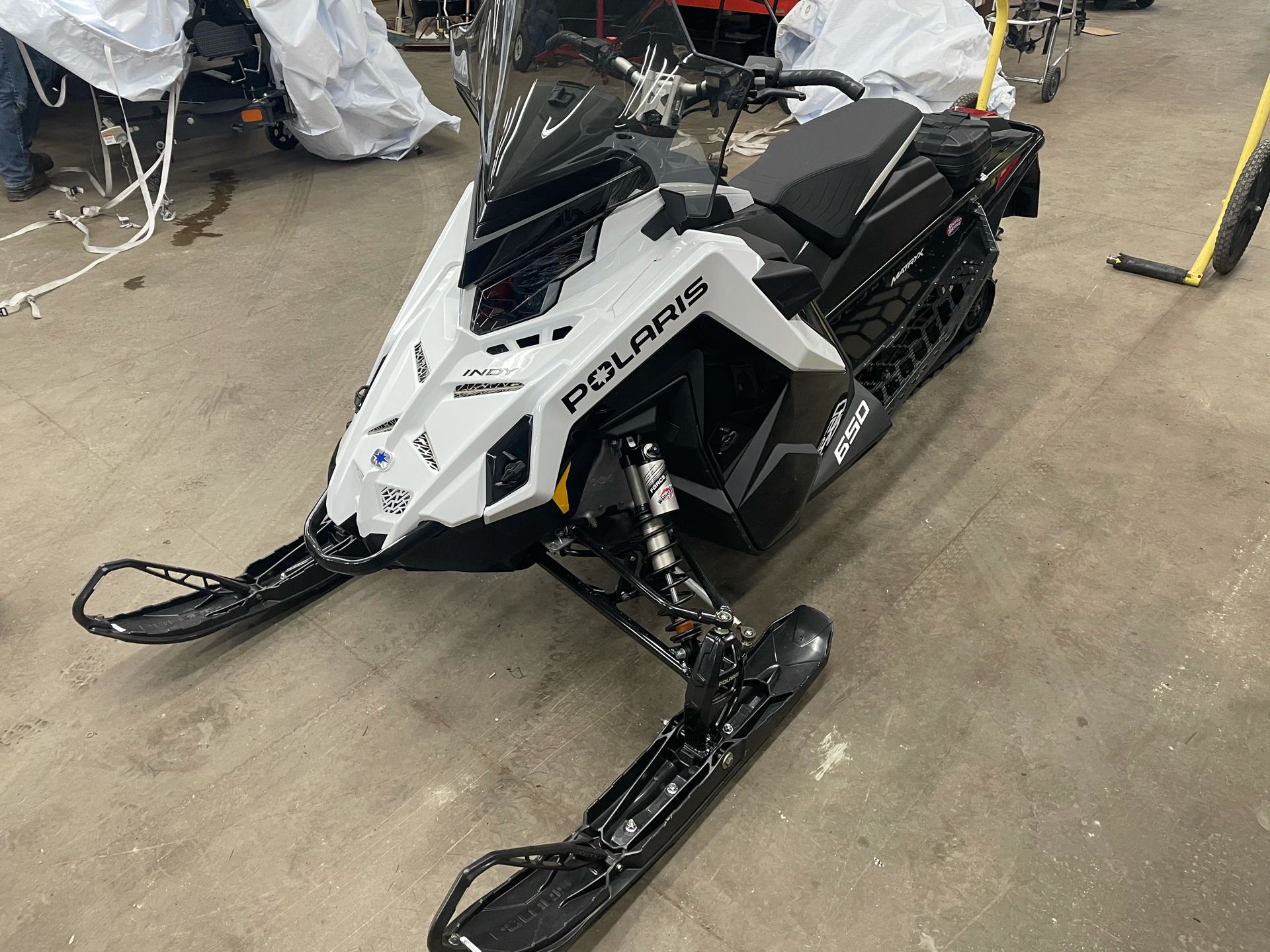 2021 Polaris 650 Indy XC 129 Launch Edition Factory Choice in Appleton, Wisconsin - Photo 1