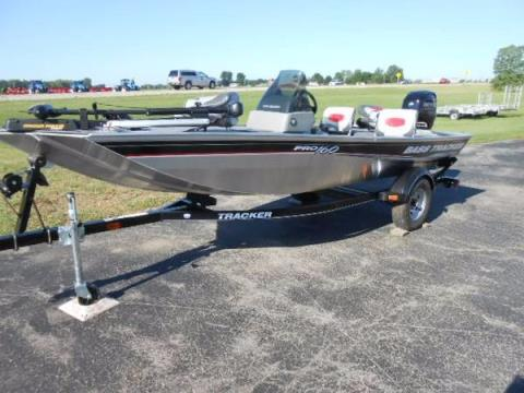 2015 Tracker PRO 160 in Appleton, Wisconsin