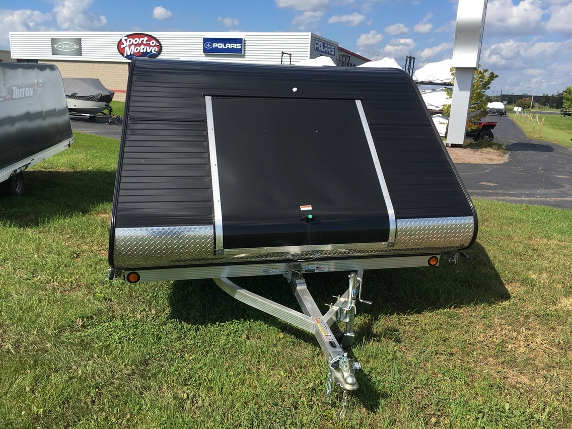 2017 Triton Trailers XT12-101 SQ in Appleton, Wisconsin