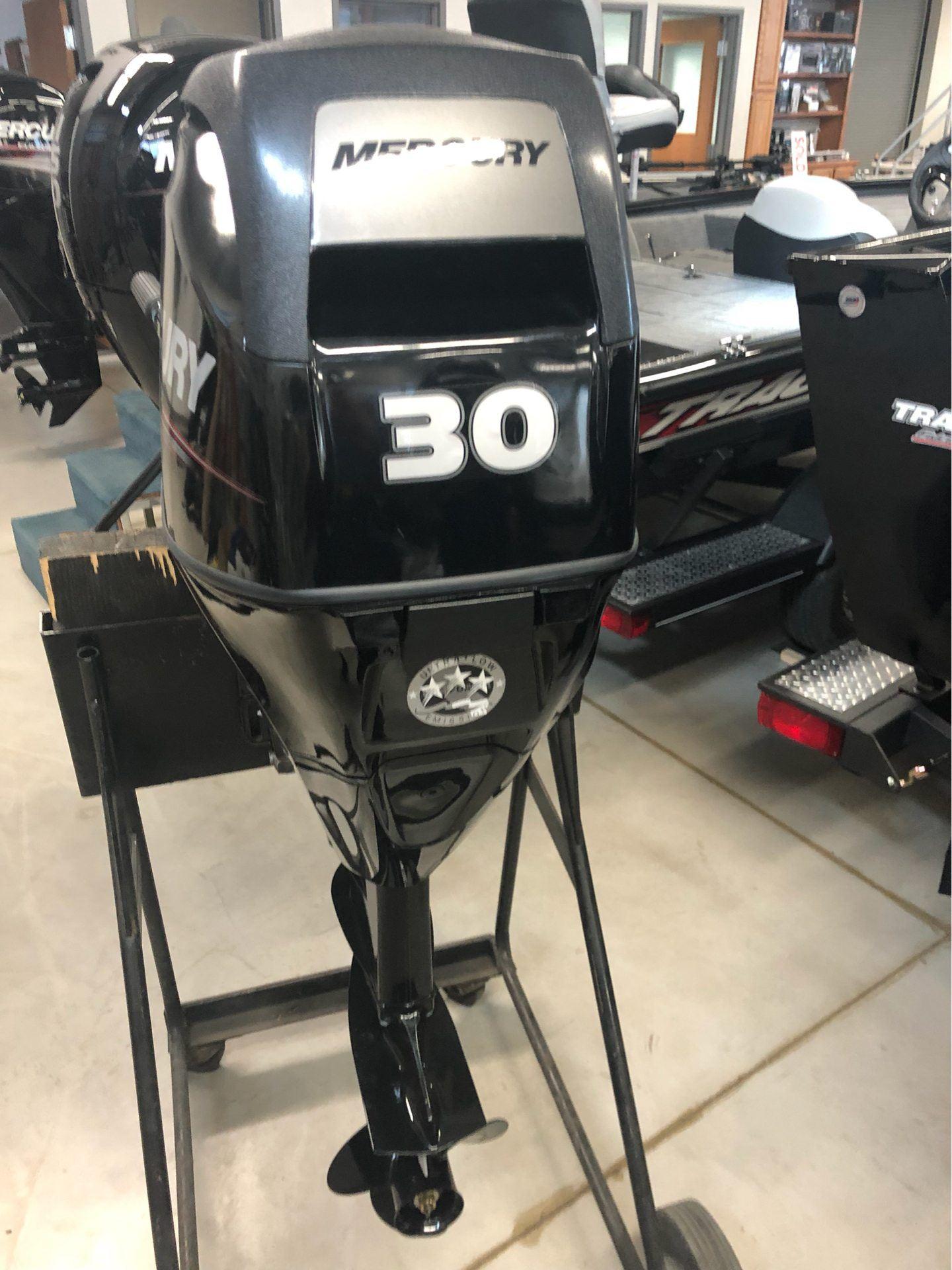 2018 Mercury Marine 30 hp EFI in Appleton, Wisconsin