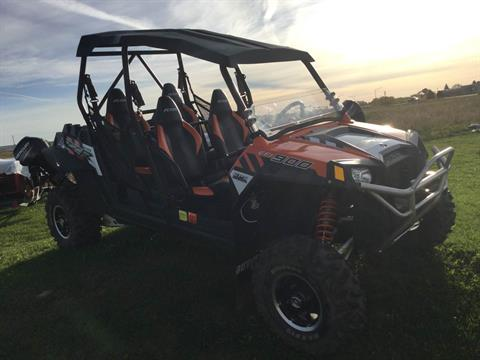 2014 Polaris RZR 900 4 in Appleton, Wisconsin
