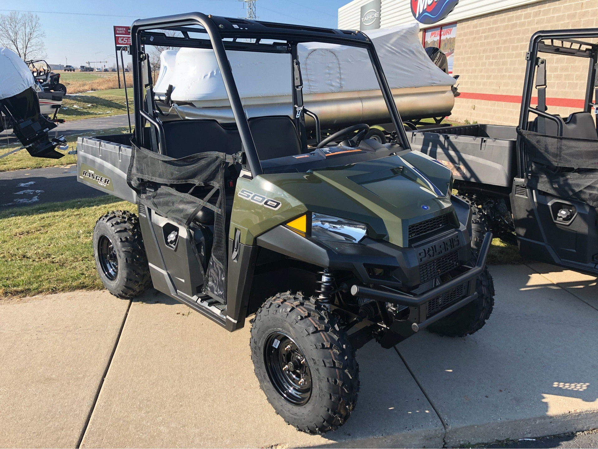 2019 Polaris Ranger 500 for sale 17893