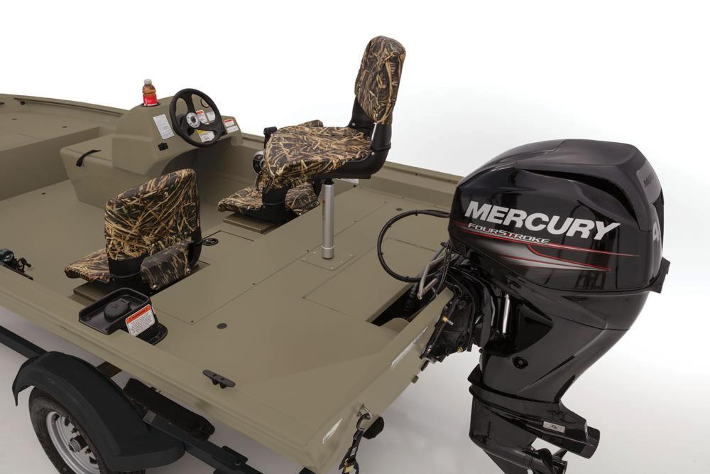 2019 Tracker Grizzly 1754 SC in Appleton, Wisconsin - Photo 37