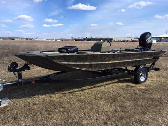 2019 Tracker Grizzly 1754 SC in Appleton, Wisconsin - Photo 1