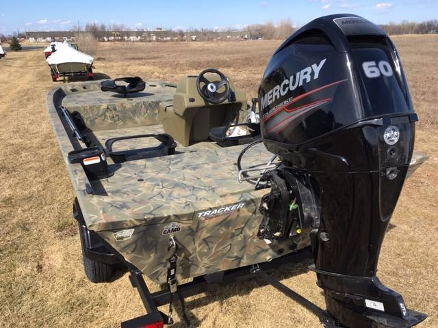 2019 Tracker Grizzly 1754 SC in Appleton, Wisconsin - Photo 3