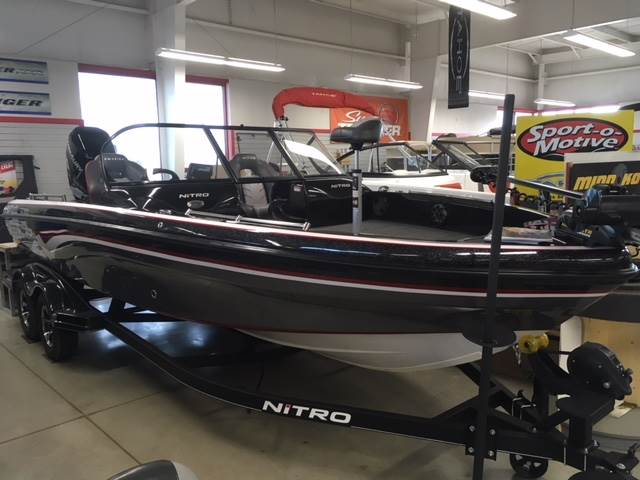 2018 Nitro ZV21 in Appleton, Wisconsin