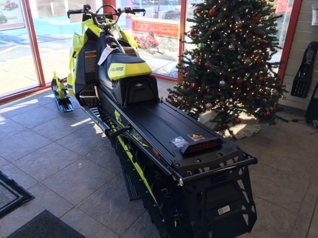 2018 Polaris Pro-RMK 800 in Appleton, Wisconsin