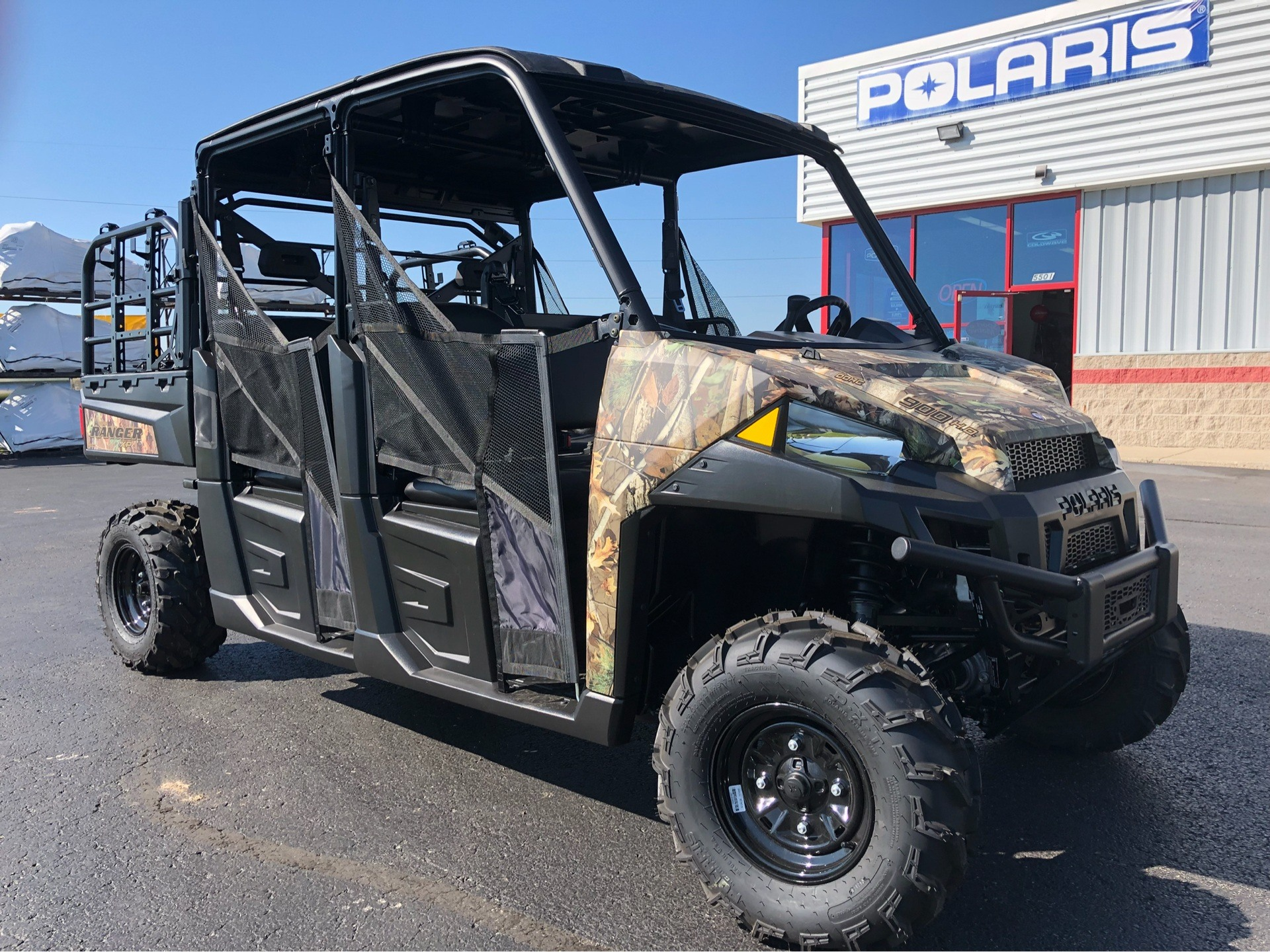 2019 Polaris Ranger Crew XP 900 EPS for sale 3952