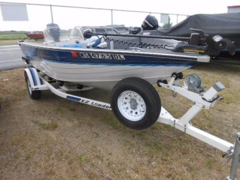 1993 Fisher SV2 16sc in Appleton, Wisconsin