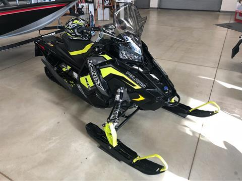 2019 Polaris 600 INDY XC 129 Snowcheck Select in Appleton, Wisconsin - Photo 1