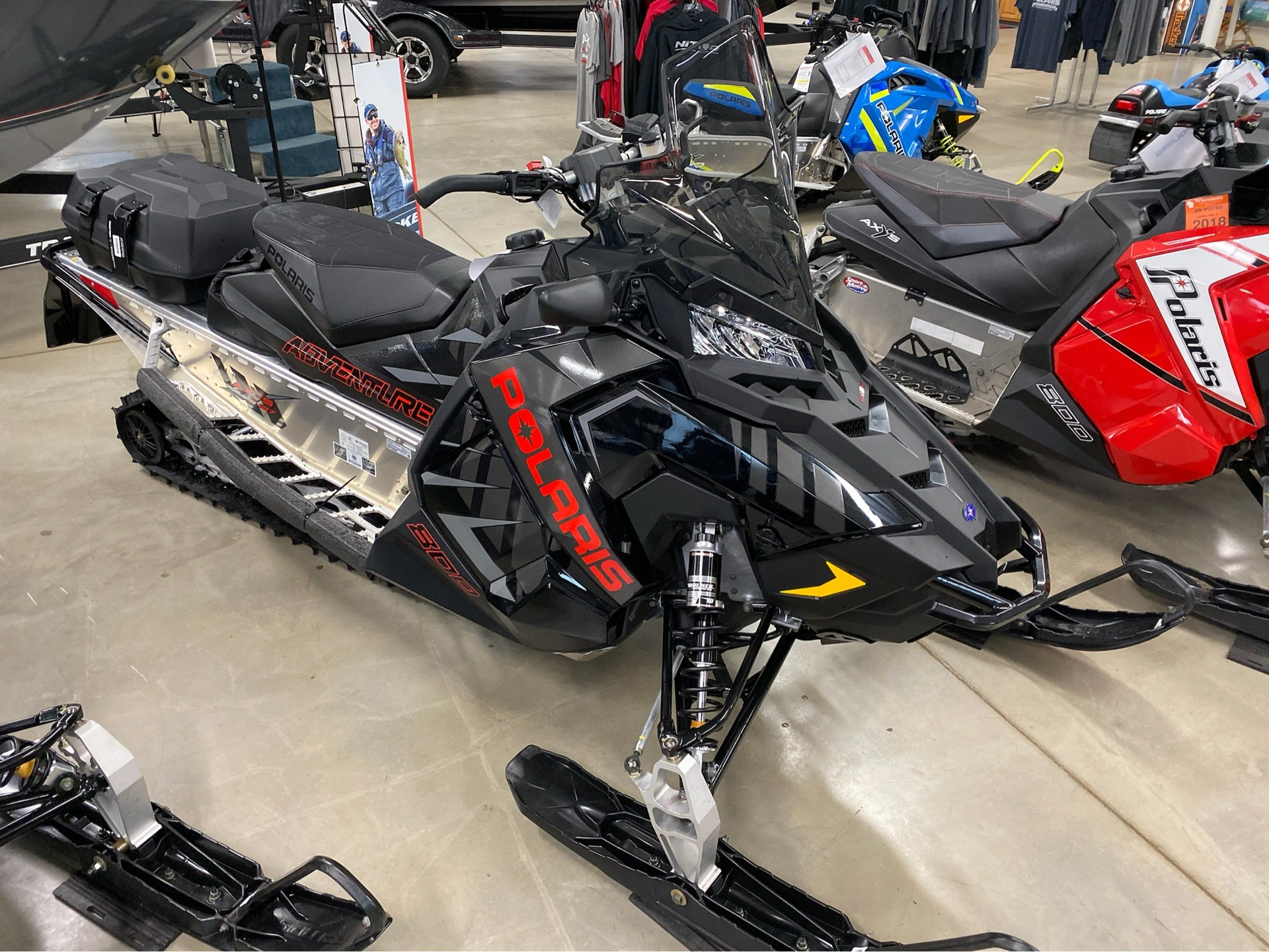 2020 Polaris 800 Indy Adventure 137 SC in Appleton, Wisconsin - Photo 1