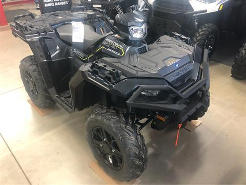 2019 Polaris Sportsman 850 SP Premium in Appleton, Wisconsin