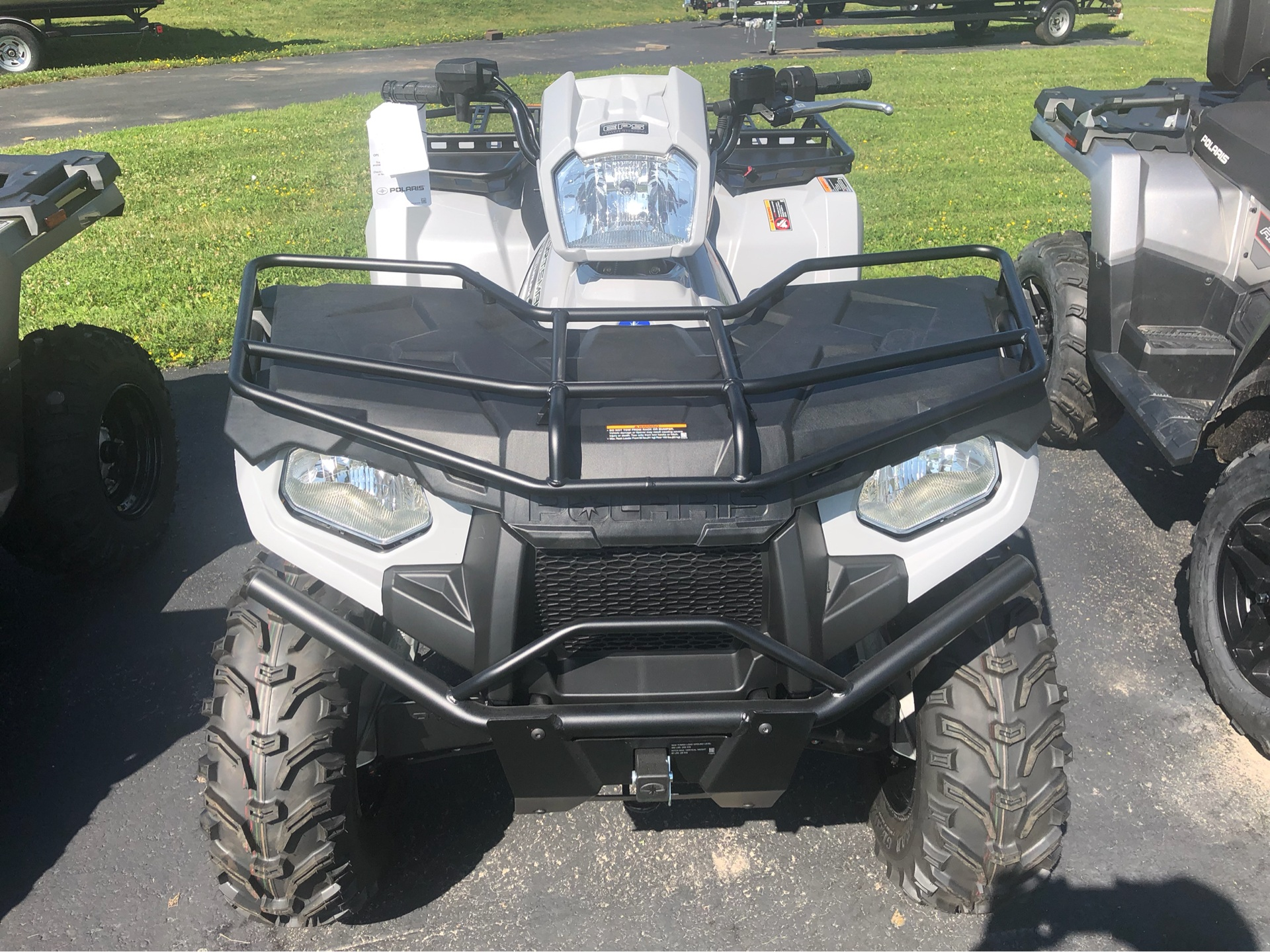 2019 Polaris Sportsman 570 EPS Utility Edition in Appleton, Wisconsin - Photo 2