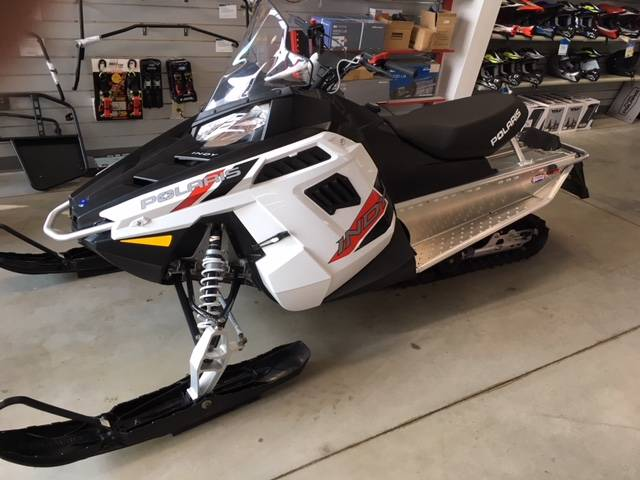 2017 Polaris 550 INDY ES in Appleton, Wisconsin
