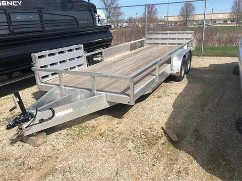 2018 Rugged Terrain Pro Pull 83X20 in Appleton, Wisconsin