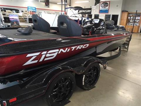 2019 Nitro Z19 in Appleton, Wisconsin