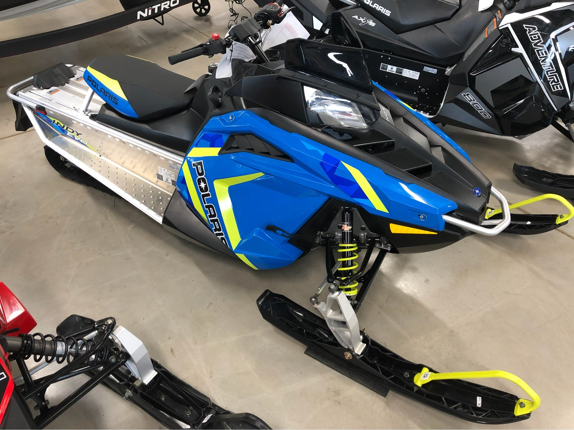 2019 Polaris INDY EVO ES in Appleton, Wisconsin - Photo 1