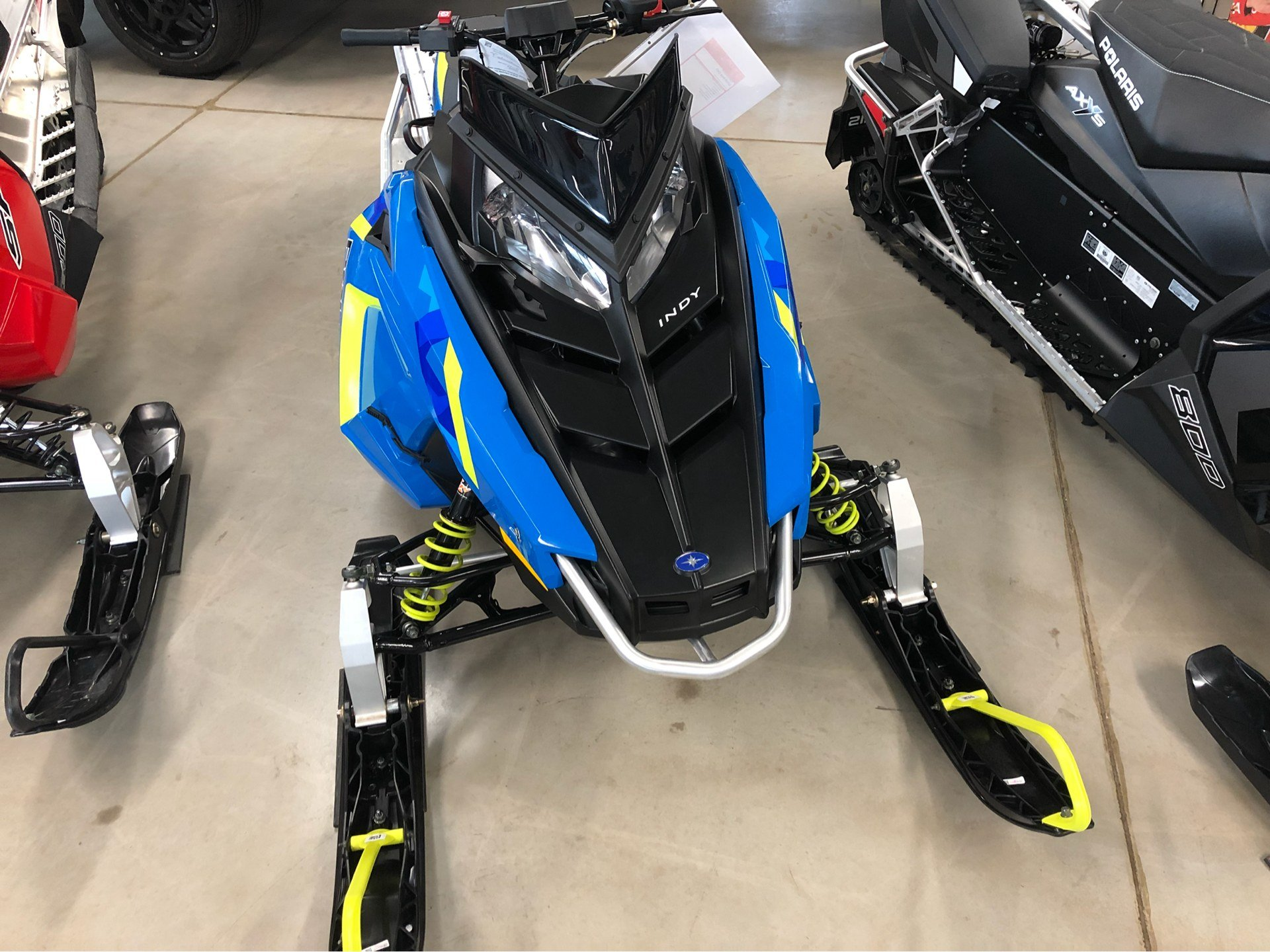 2019 Polaris INDY EVO ES in Appleton, Wisconsin - Photo 2