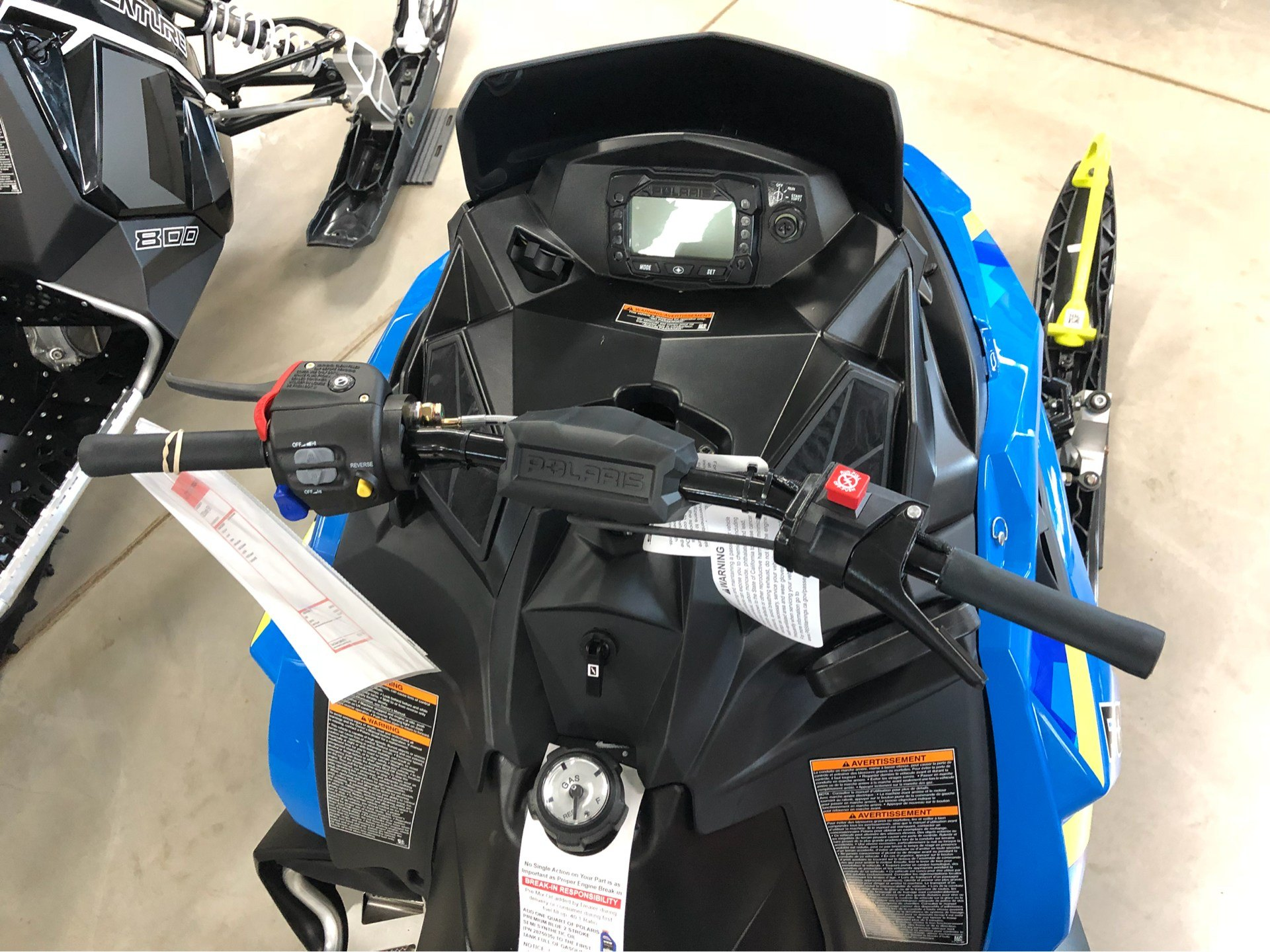2019 Polaris INDY EVO ES in Appleton, Wisconsin - Photo 3