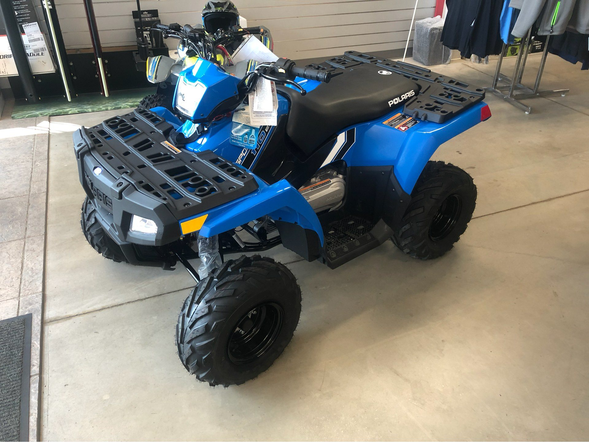 2019 Polaris Sportsman 110 EFI in Appleton, Wisconsin - Photo 1