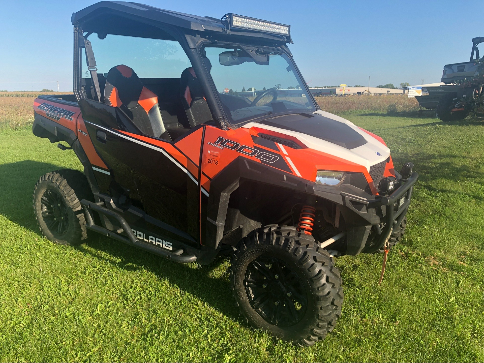 2016 Polaris General 1000 EPS Deluxe for sale 22632