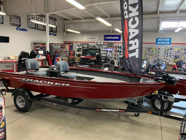 2021 Tracker Super Guide V-16 T in Appleton, Wisconsin - Photo 1