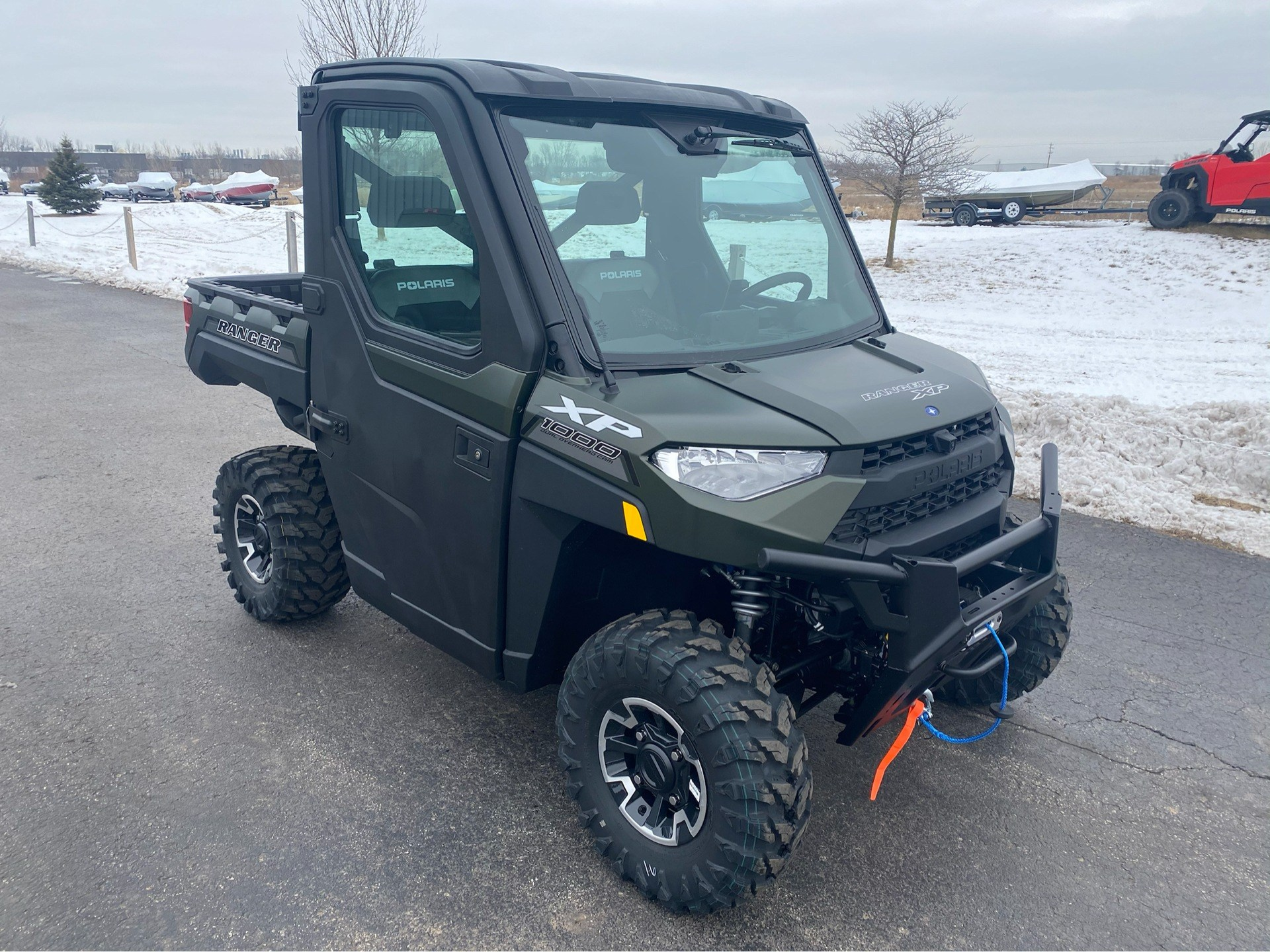 2020 Polaris RANGER XP 1000 NorthStar Edition + Ride Command Package in Appleton, Wisconsin - Photo 1