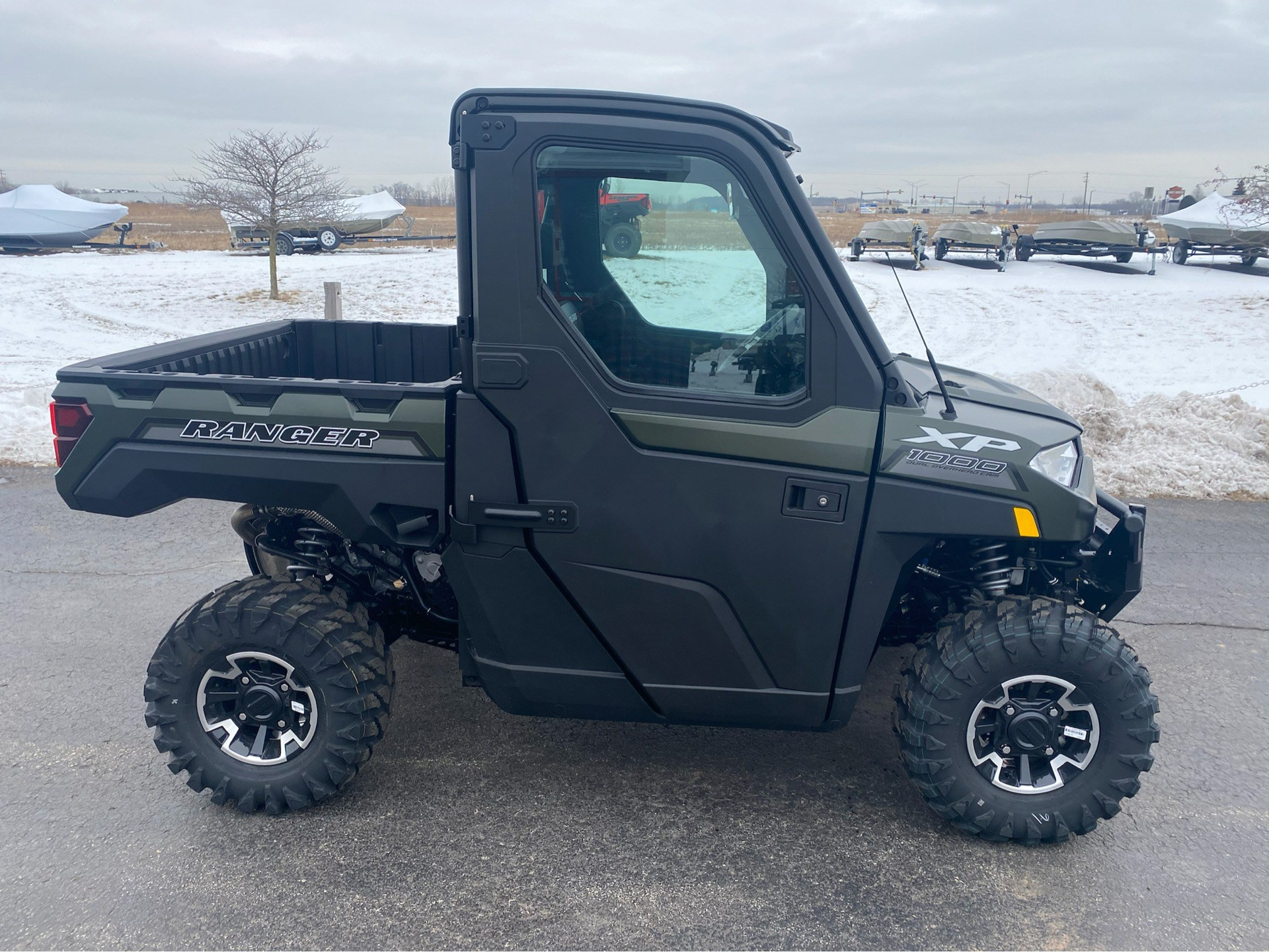 2020 Polaris RANGER XP 1000 NorthStar Edition + Ride Command Package in Appleton, Wisconsin - Photo 2