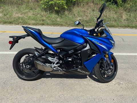 2016 Suzuki GSX-S1000F ABS in Claysville, Pennsylvania - Photo 1