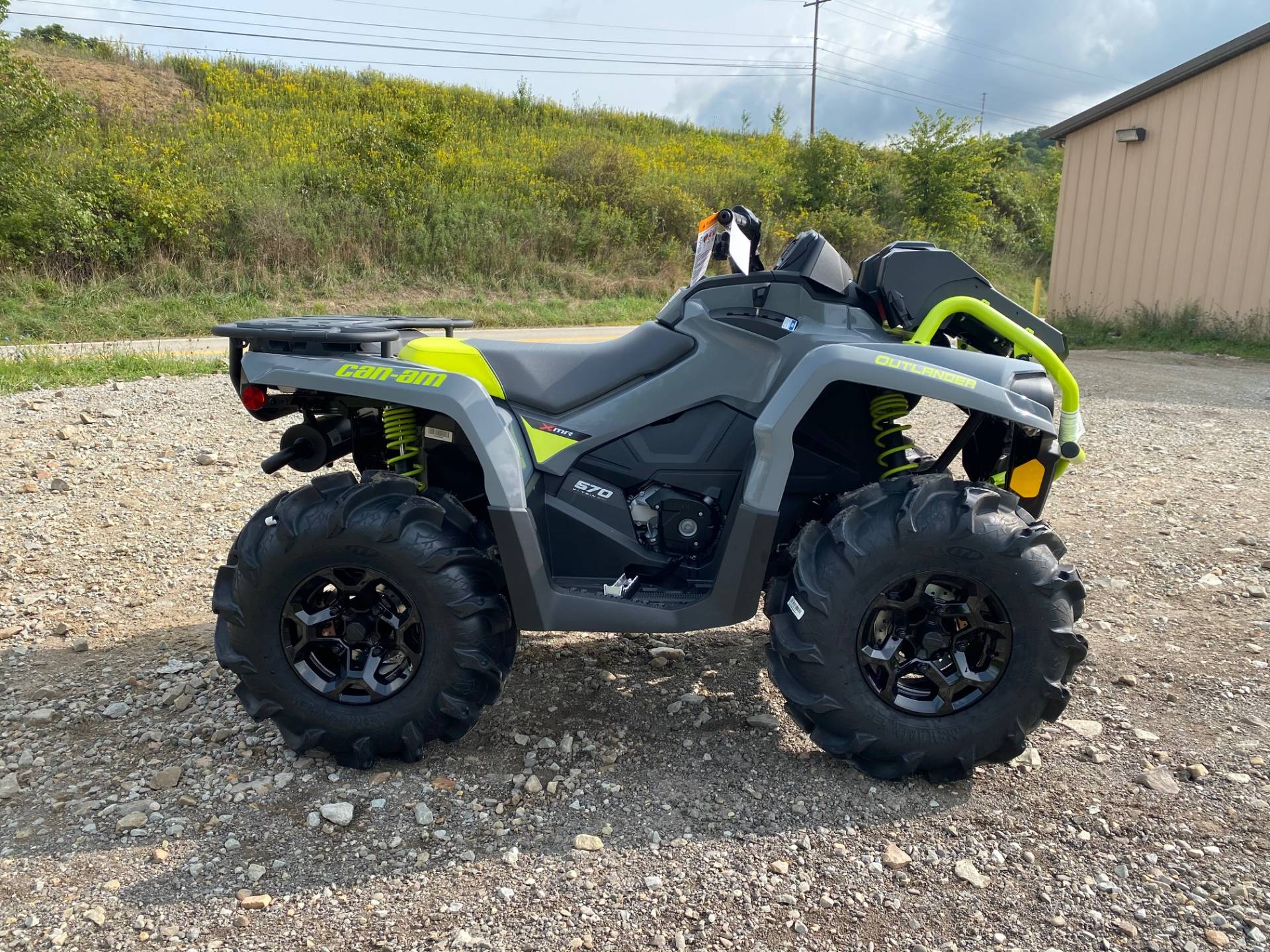 2021 Can-Am Outlander X MR 570 in Claysville, Pennsylvania - Photo 1