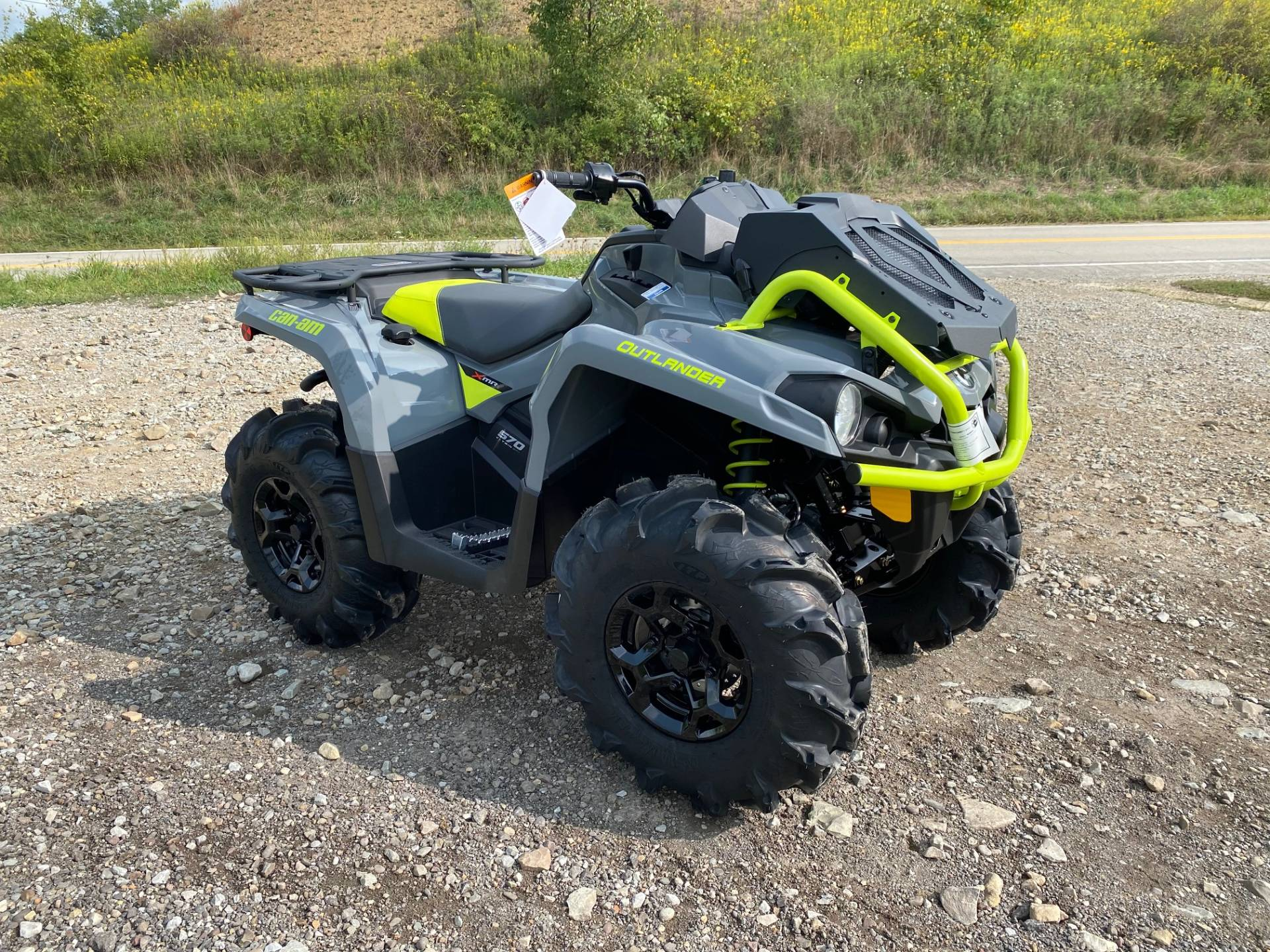 2021 Can-Am Outlander X MR 570 in Claysville, Pennsylvania - Photo 3