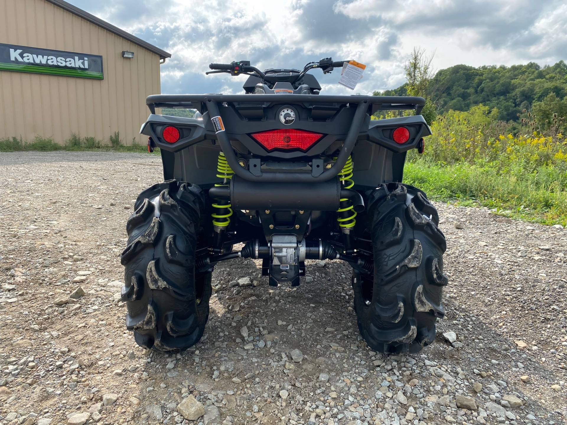 2021 Can-Am Outlander X MR 570 in Claysville, Pennsylvania - Photo 5