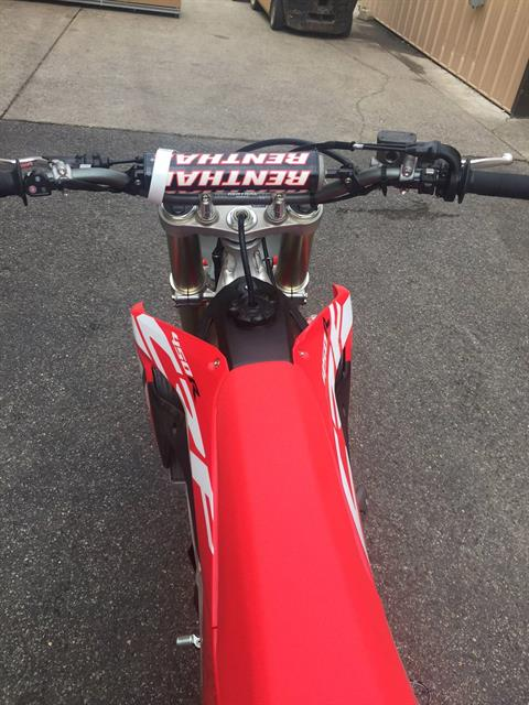 2018 Honda CRF450R in Claysville, Pennsylvania