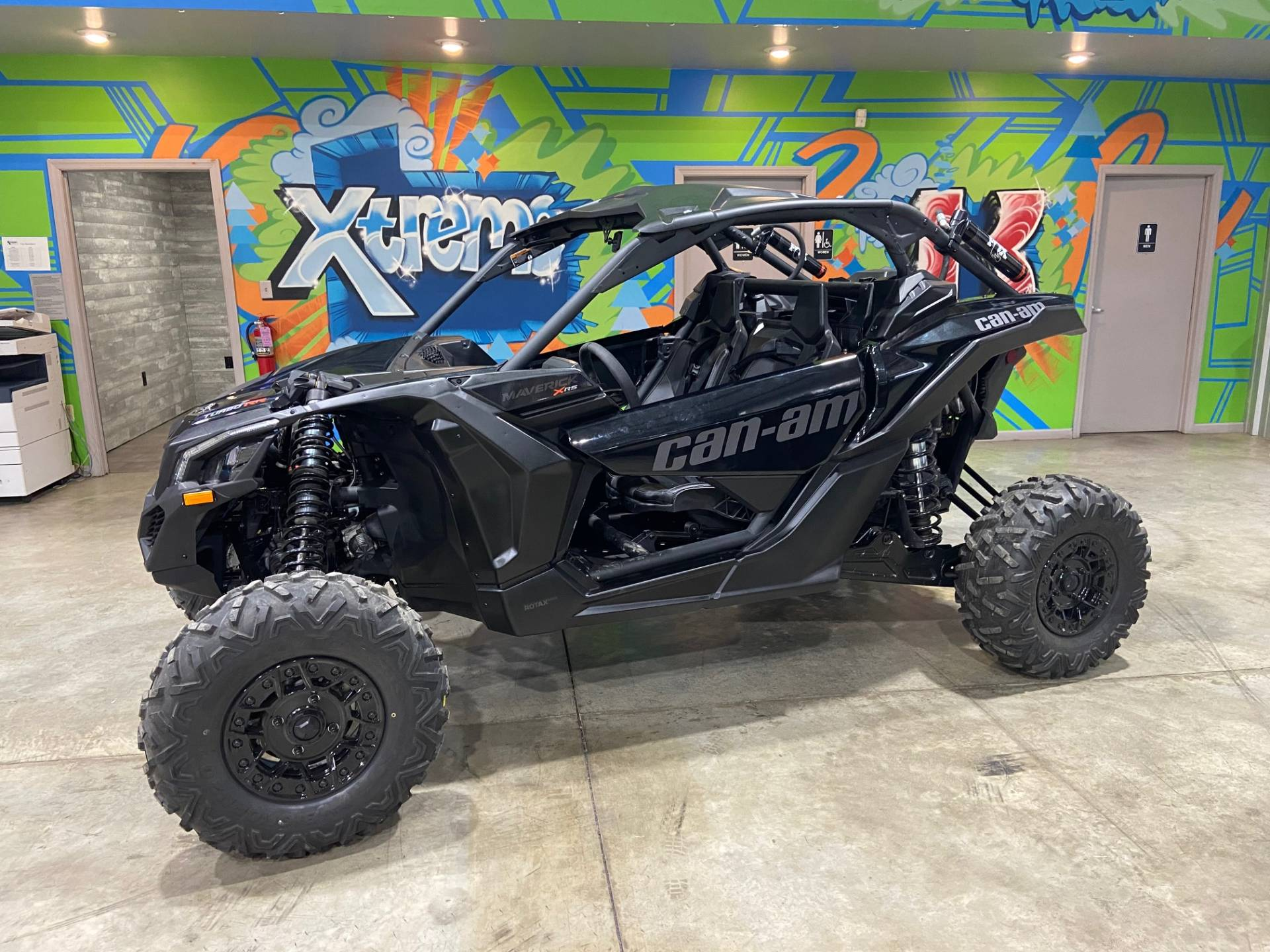 2021 Can-Am Maverick X3 X RS Turbo RR with Smart-Shox in Claysville, Pennsylvania - Photo 2