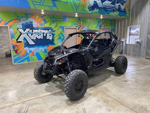 2021 Can-Am Maverick X3 X RS Turbo RR with Smart-Shox in Claysville, Pennsylvania - Photo 3