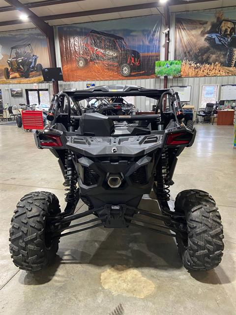 2021 Can-Am Maverick X3 X RS Turbo RR with Smart-Shox in Claysville, Pennsylvania - Photo 4