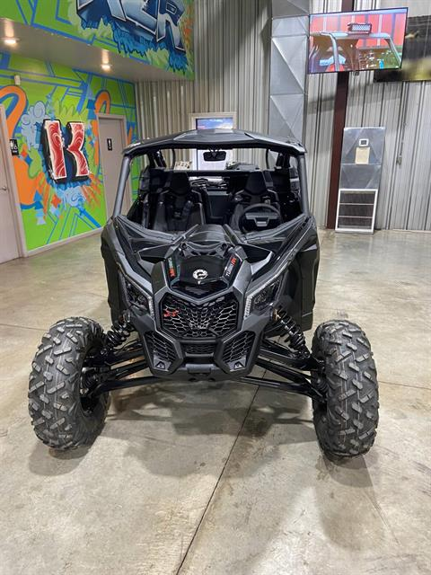 2021 Can-Am Maverick X3 X RS Turbo RR with Smart-Shox in Claysville, Pennsylvania - Photo 6