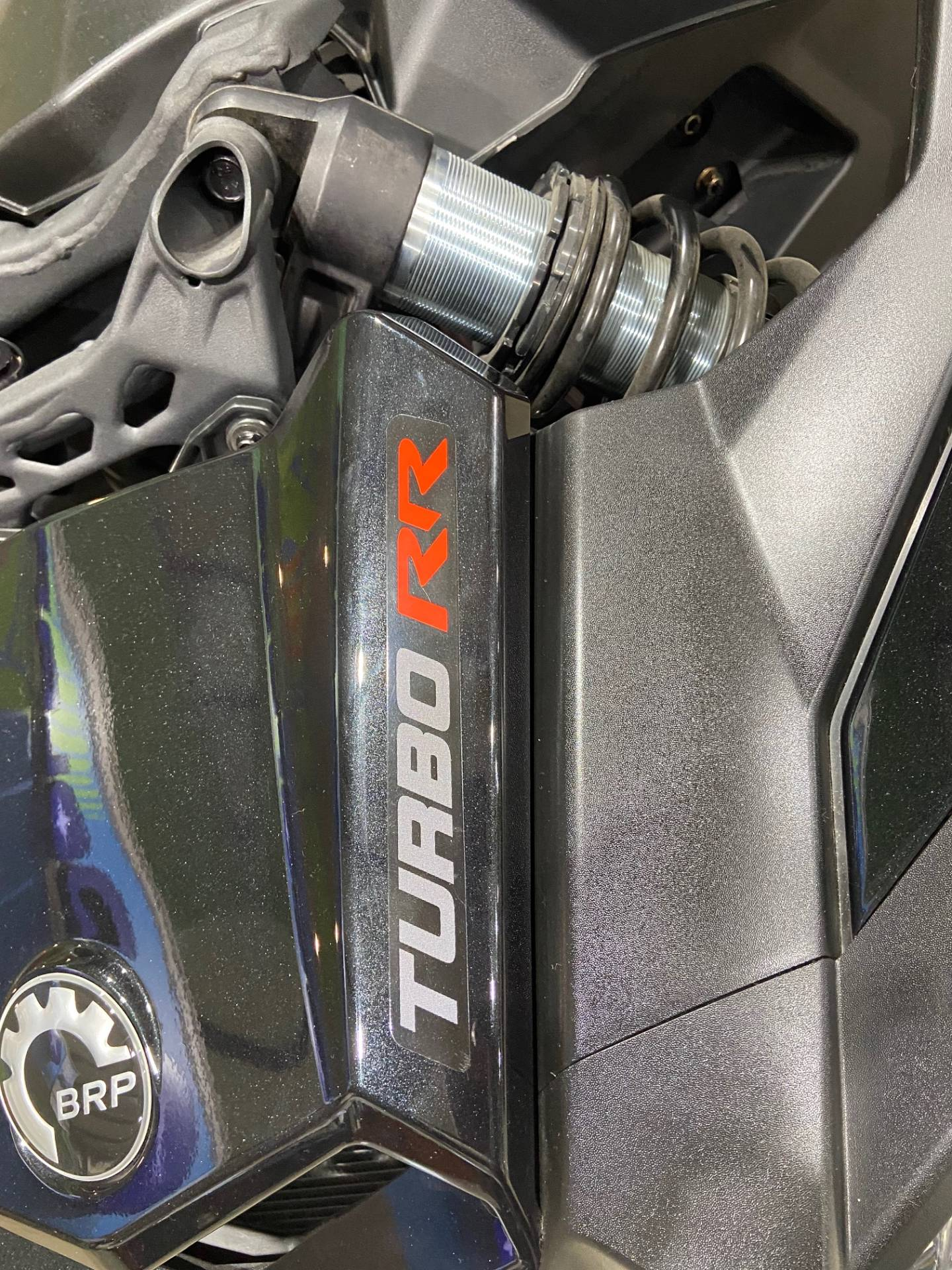 2021 Can-Am Maverick X3 X RS Turbo RR with Smart-Shox in Claysville, Pennsylvania - Photo 8