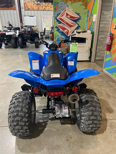 2020 Honda TRX250X in Claysville, Pennsylvania - Photo 5