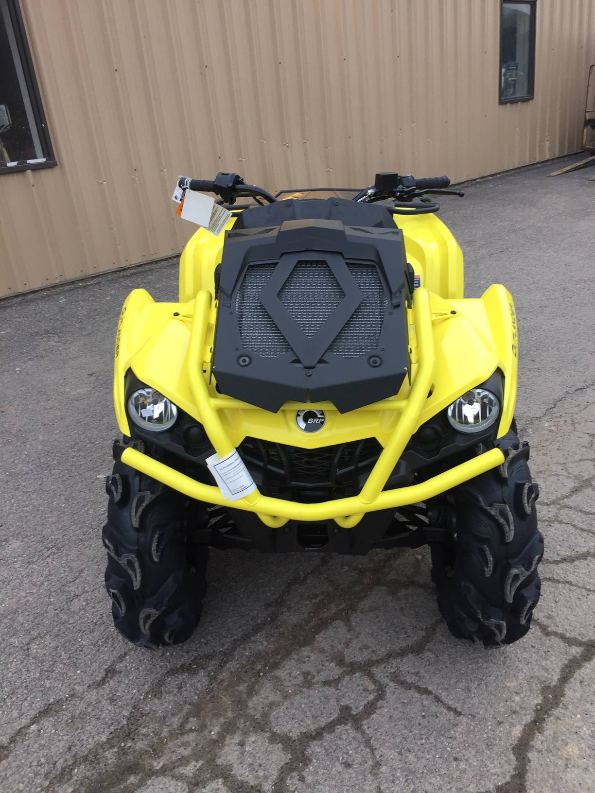 2019 Can-Am Outlander X mr 570 in Claysville, Pennsylvania