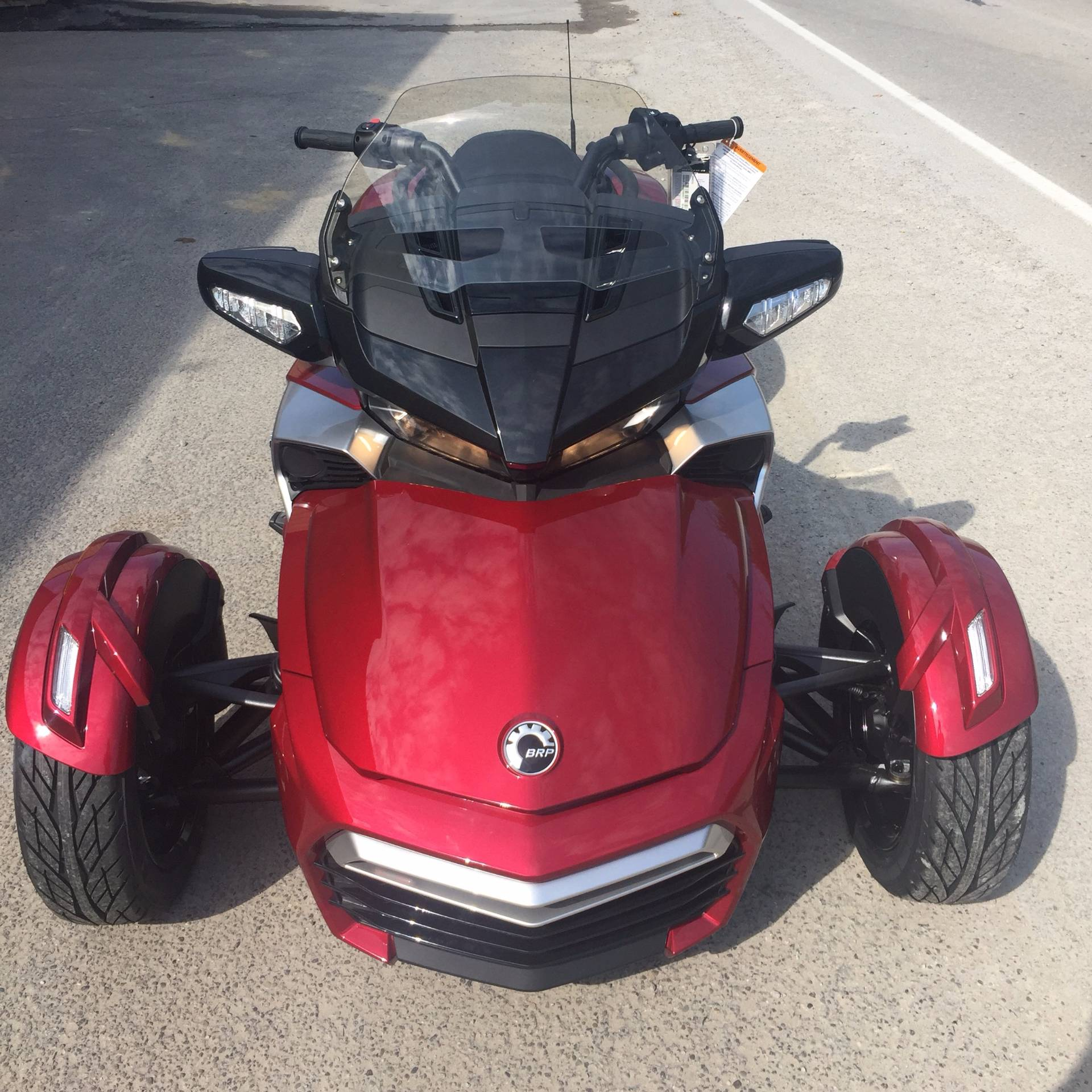2017 Can-Am Spyder F3-T SE6 in Claysville, Pennsylvania