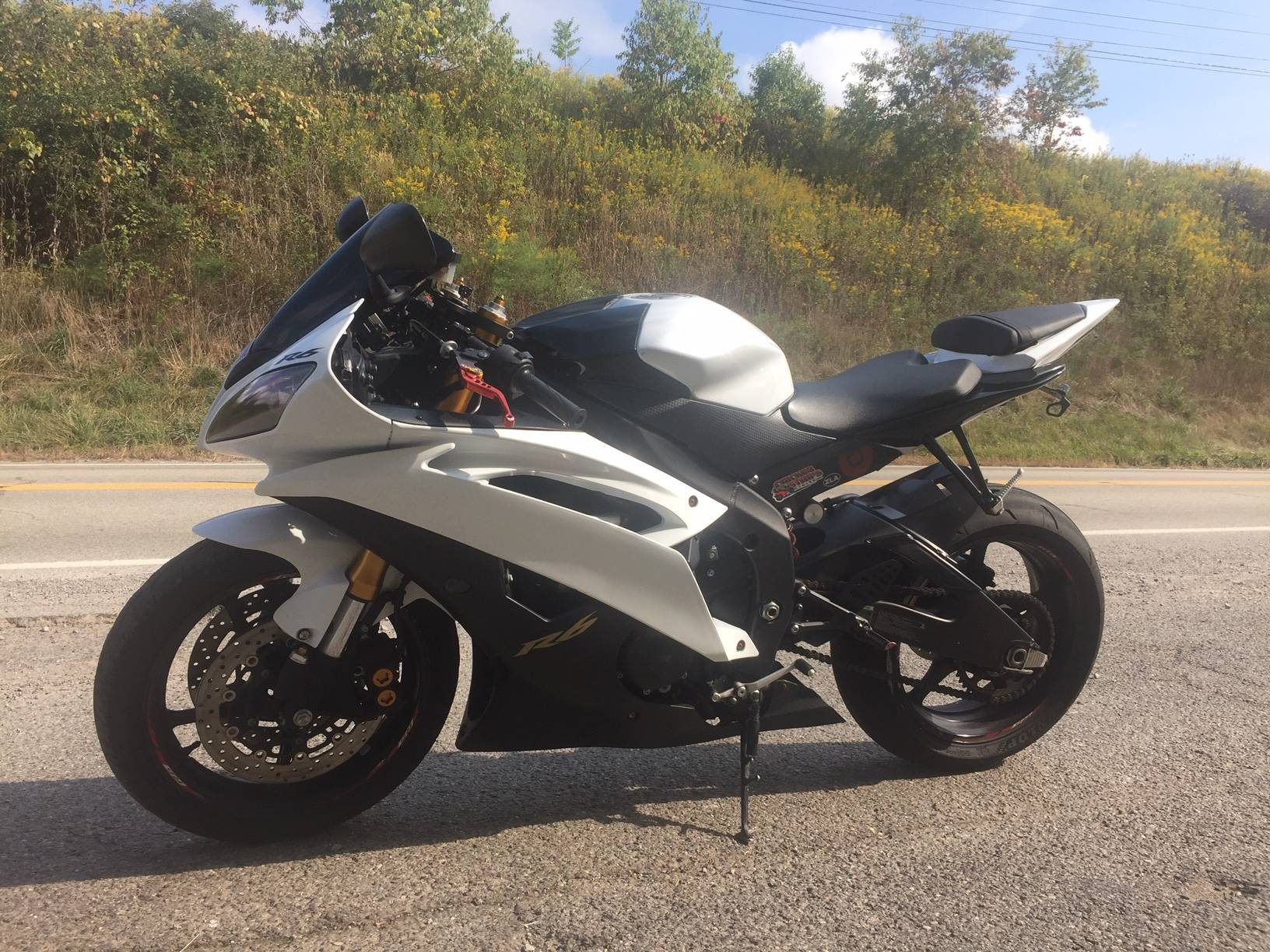 2015 Yamaha YZF-R6 in Claysville, Pennsylvania - Photo 1