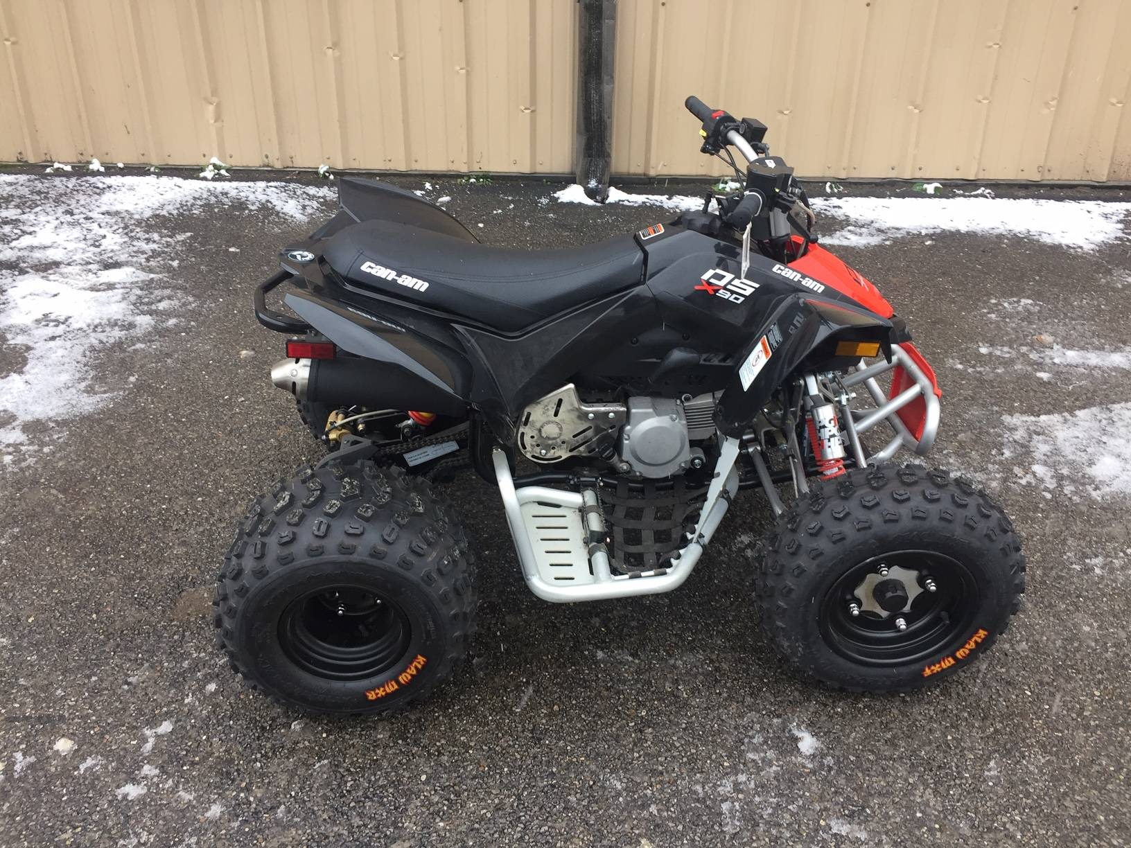 2019 Can-Am DS 90 X in Claysville, Pennsylvania - Photo 2