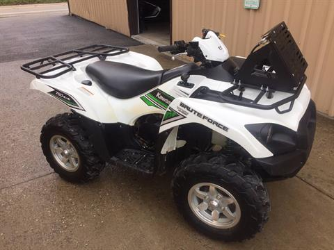2016 Kawasaki Brute Force 750 4x4i EPS in Claysville, Pennsylvania