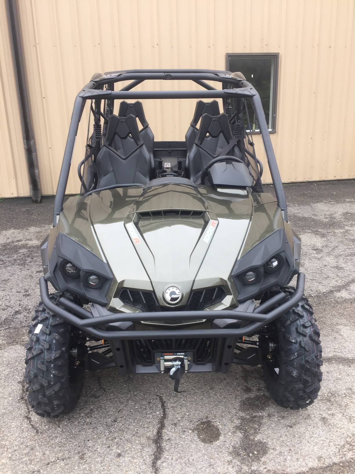 2019 Can-Am Commander MAX XT 1000R in Claysville, Pennsylvania