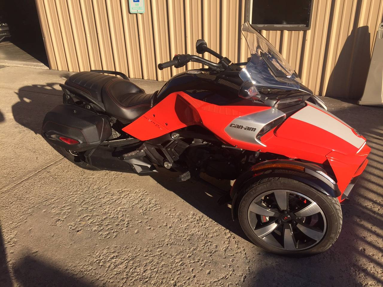 2015 Can-Am Spyder® F3-S SE6 in Claysville, Pennsylvania